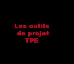 les-outils-du-projet-tpe